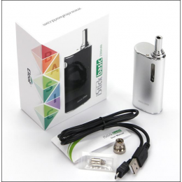 iStick Basic Starter Kit (2300mAh Battery + GS AIR 2 Mini Clearo) -- SILVER