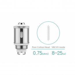 GS Air 2 / iStick Basic -- 5 PACK COILS -- 0.75ohm