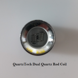 Dual Quartz Coil (each) - for DAB GLOBE