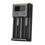 Nitecore - NEW i2 - Intelli External Charger 2-Bay