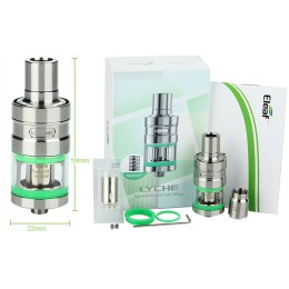RDA / RBA / RTA - Tanks and Drippers