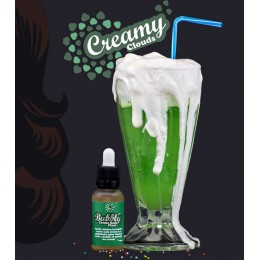 Creamy Clouds - CREME SODA FLOAT - 30ml @ 3mg