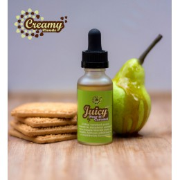 Creamy Clouds - Pear and Caramel - 30ml @ 3mg