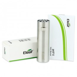 Eleaf - iJust S Battery - 3000mAh (24.5mm) - STEEL