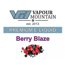 Vapour Mountain - Berry Blaze - 30ml/6mg