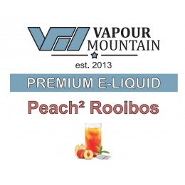 Vapour Mountain - Peach² Rooibos - 30ml/6mg