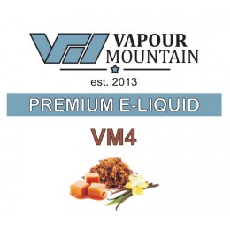 100ml - Vapour Mountain - VM4 - 6mg