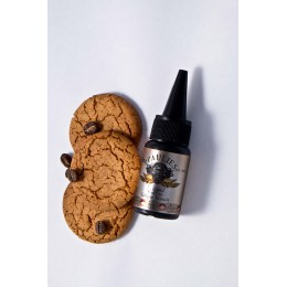 100ml - PAULIES - Coffee Ginger Biscuit - @ 3mg / 100ml