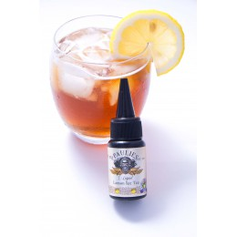 100ml - PAULIES - Lemon Ice Tea @ 3mg / 100ml