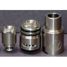 The Saionara WAX Atomizer (with Miracle Coil)