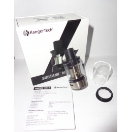 Subtank - Mini-C Cartomizer - 3ml - STEEL