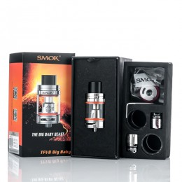 SMOK - BIG BABY BEAST TANK  (V8) - 5ml - Steel