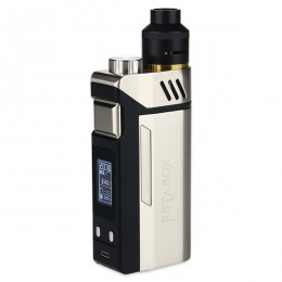 200W IJOY - RDTA BOX STARTER KIT (Excludes Batteries) - STEEL