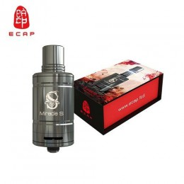 Miracle S - WAX ATOMIZER - Gun Metal Colour