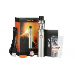 SMOK Stick - V8 Starter Kit With TFV8 Big Baby - 3000mAh - STEEL