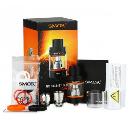 SMOK - BIG BABY BEAST TANK  (V8) - 5ml - Black