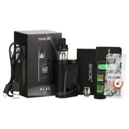 SMOK - Alien Baby AL85 TC - Starter Kit (Excludes Battery) - Gun Metal