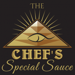 The Chef's Special Sauce - 50ml @ 3mg / 6mg From R120