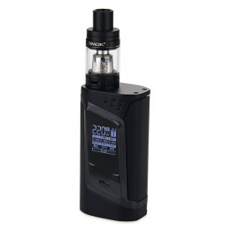 SMOK - 220W Alien Kit with TFV8 Baby - Excludes Batteries - Black