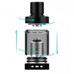 JUSTFOG - FOG1 Kit - 1500mAh - Black