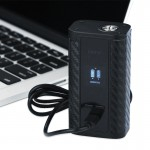 IJOY - Captain 234W PD270 TC BOX MOD - (Excluding Batteries) - Black