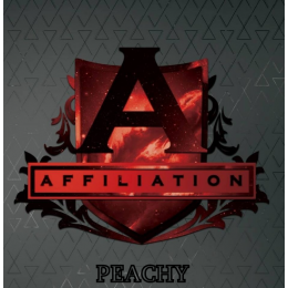 AFFILIATION - PEACHY - 30ml @ 0mg