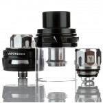 Vaporesso - Revenger TC Kit with NRG Tank 220W (Excluding Batteries) - Black