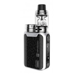 Vaporesso - 80W Swag TC Kit with NRG SE Tank (Exluding Battery) - 3.5ml - Steel