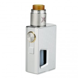 GeekVape - Athena Squonk Kit with BF RDA (Exluding Battery) - Silver