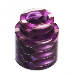Blitz Snake Skin Resin Drip Tip for TFV8 Series - Purple