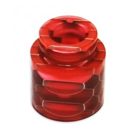 Blitz Snake Skin Resin Drip Tip for TFV8 Series - Red