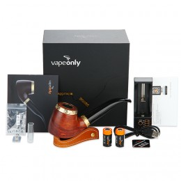 VapeOnly - vPipe 3 e-Pipe 18350 Starter Kit (Including 2x18350) - 1300mAh