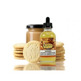 Loaded E-Liquid - Cookie Butter - 120ml @ 3mg (Import)