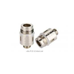 5pcs - VapeOnly vAir-P Coil for vPipe 3 - 0.7ohm