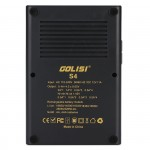 Golisi S4 - 2.0A Smart Charger with LCD Screen - 4 Bay