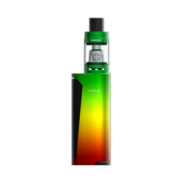 SMOK - Priv V8 Kit with TFV8 Baby (Excluding Battery) - Rasta Green