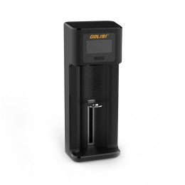 Golisi - i1 2A Smart USB Charger with LCD Screen