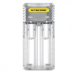 Nitecore - Q2 2-slot 2A Quick Charger - Lemonade