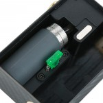 WOTOFO - NUDGE Mechanical Squonk Box MOD (Excluding Battery) - Black