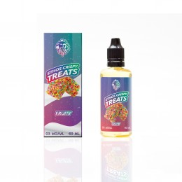 60ml - Ethos Vapors - Crispy Treats - Fruity - 60ml @ 3mg