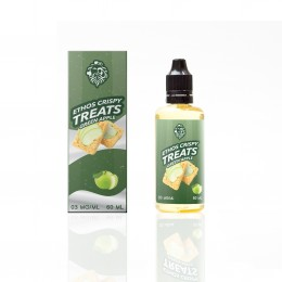 60ml - Ethos Vapors - Crispy Treats - Green Apple - 60ml @ 3mg