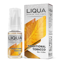 30ml LIQUA Traditional Tobacco ------- ZERO (0mg)