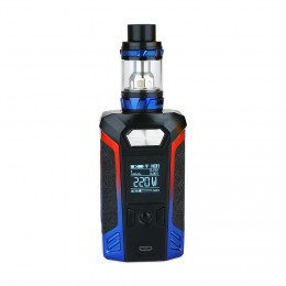 Vaporesso - Switcher 220W with NRG TC Kit (Exluding Batteries) - Red/Blue