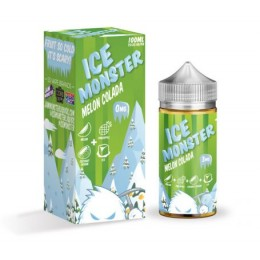 ICE MONSTER – MELON COLADA - 100ml @ 3mg