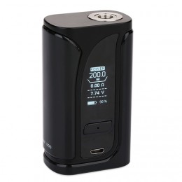 Eleaf - iKuu i200 TC Box MOD 4600mAh - Black