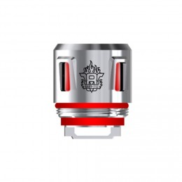 1pcs - SMOK V8 Baby-T12 Light Coil (Red Light) - 0.15ohm