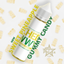 Five Points - Chewwy White Gummy - 60ml @ 2mg
