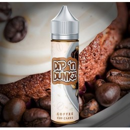 Dip 'n Dunkz - Coffee Cup Cakes - 60ml @ 3mg