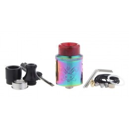 Hellvape - Dead Rabbit SQ RDA - Rainbow