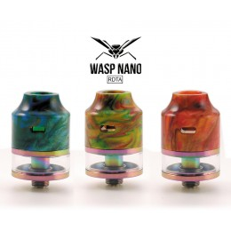 OUMIER - WASP NANO RDTA - 2ml - Resin (Colors may vary)